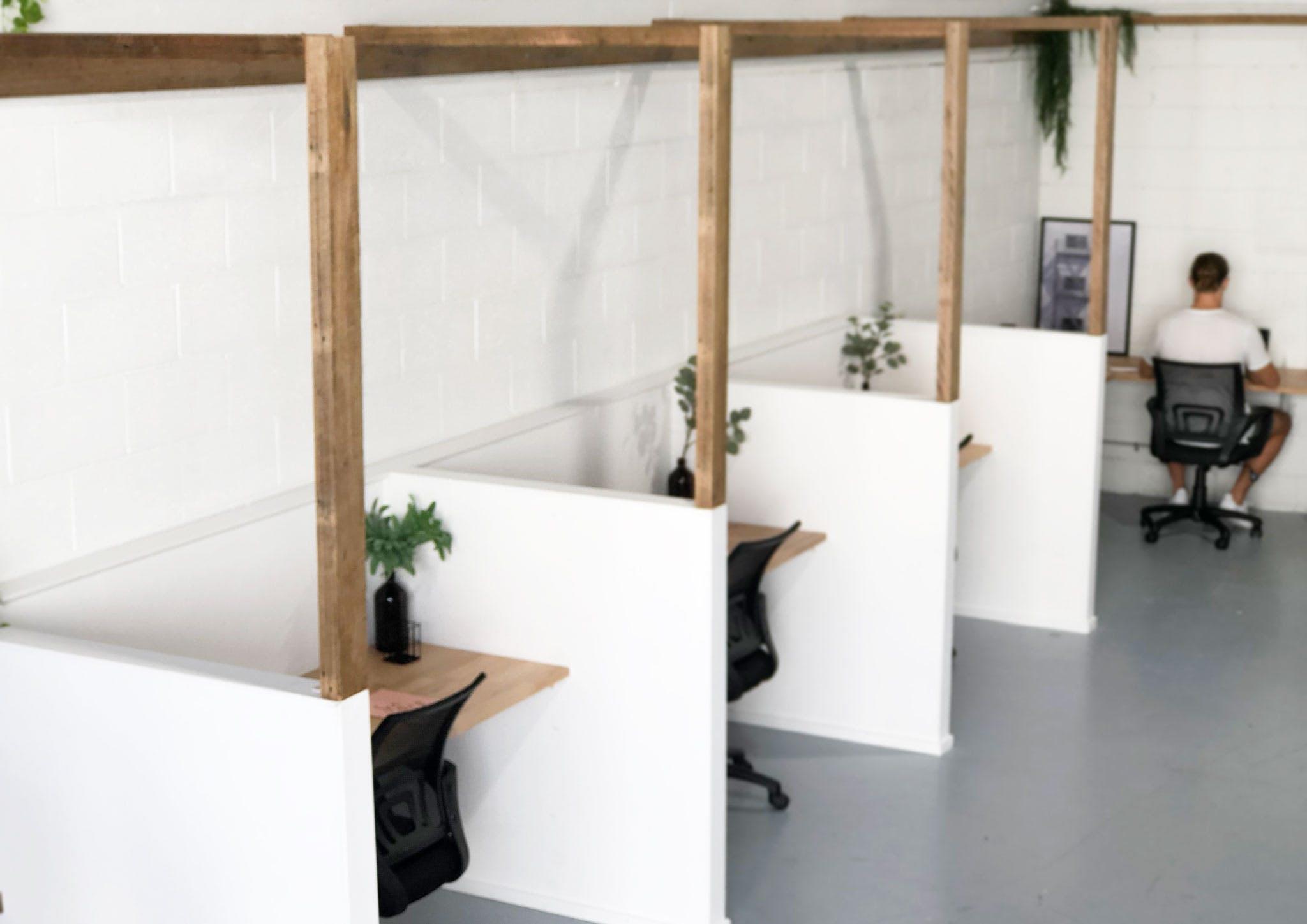 Resident, dedicated desk at Flockd, image 3