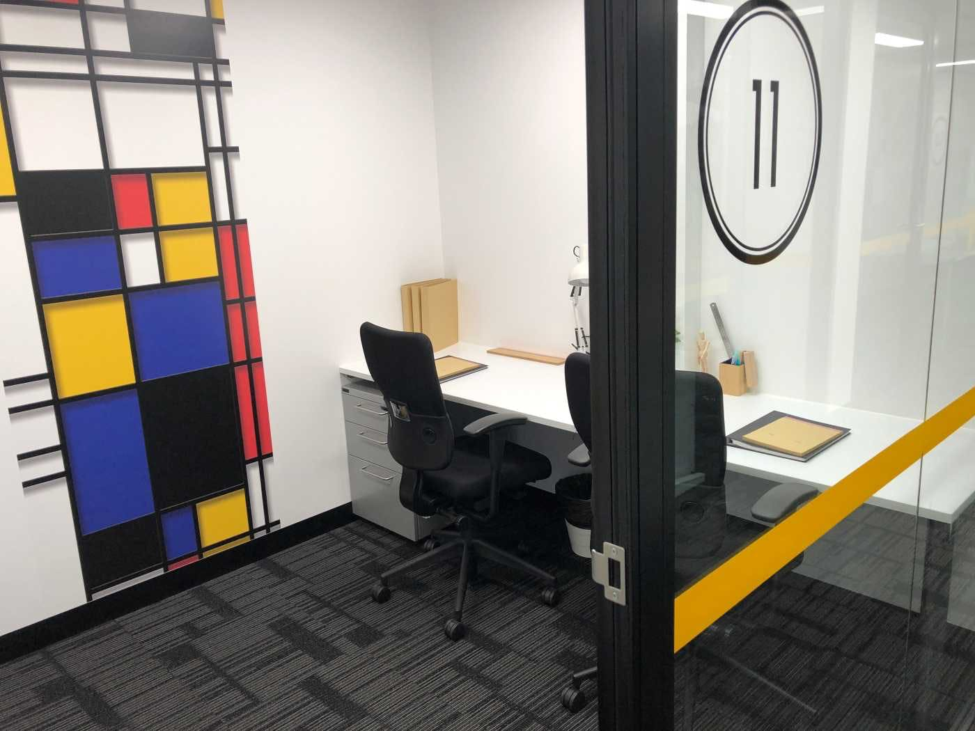 Suite 11, private office at Anytime Offices Botany, image 1