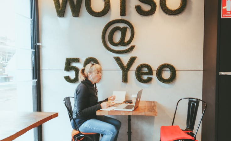 Office Suited for 5 People, serviced office at WOTSO WorkSpace Neutral Bay, image 1