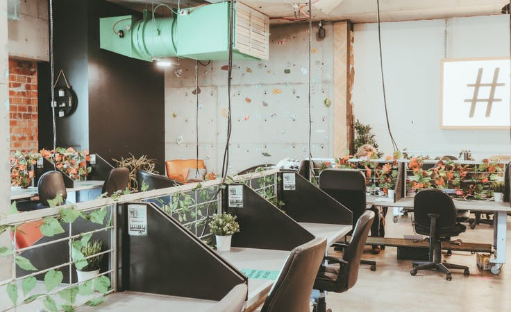 Office Suited for 4 People, serviced office at WOTSO WorkSpace Pyrmont, image 1