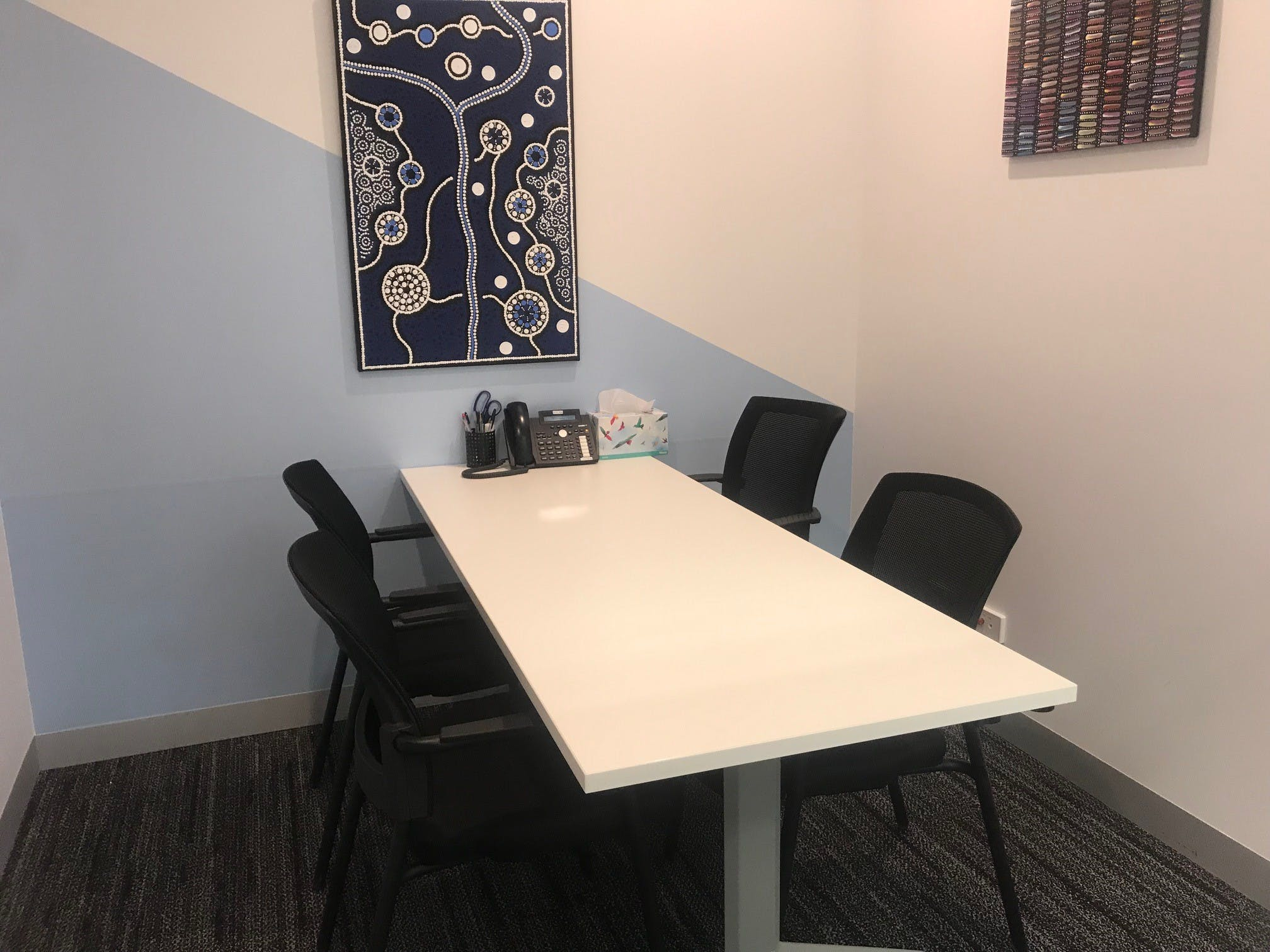 Bashir, serviced office at INS Career Management, image 1