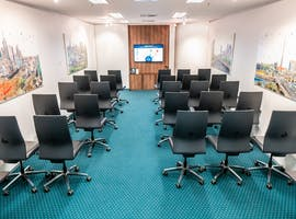 16-25 Person, conference centre at 101 Collins Street, image 1
