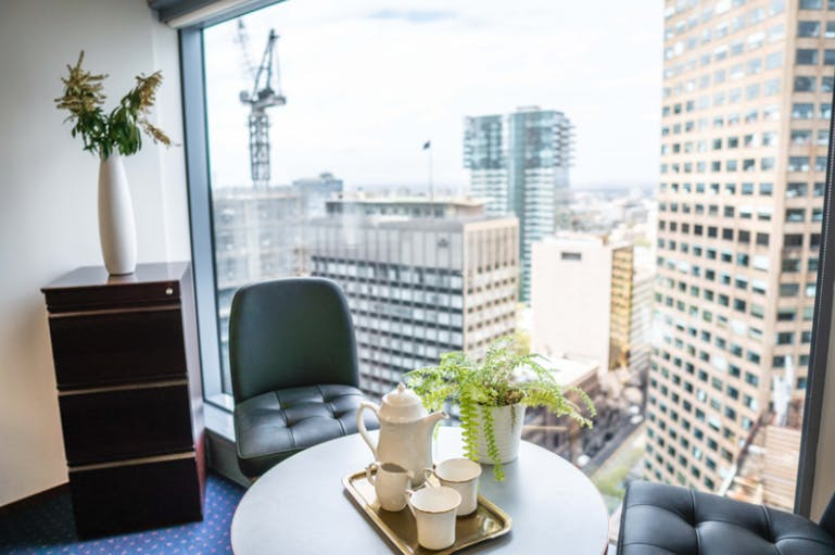 4 Person, meeting room at 101 Collins Street, image 1