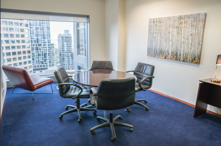 3 Person Day Suite, meeting room at 101 Collins Street, image 1