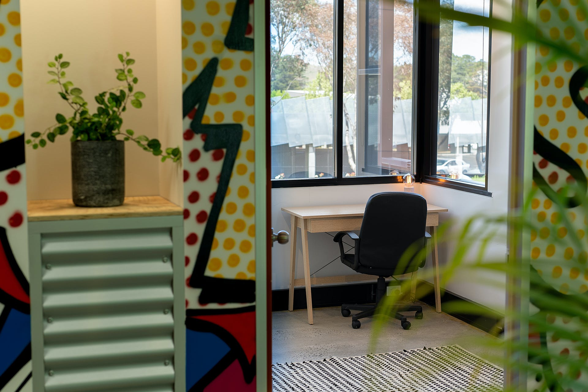 Suit 1, private office at WOTSO WorkSpace Canberra - Symonston, image 1