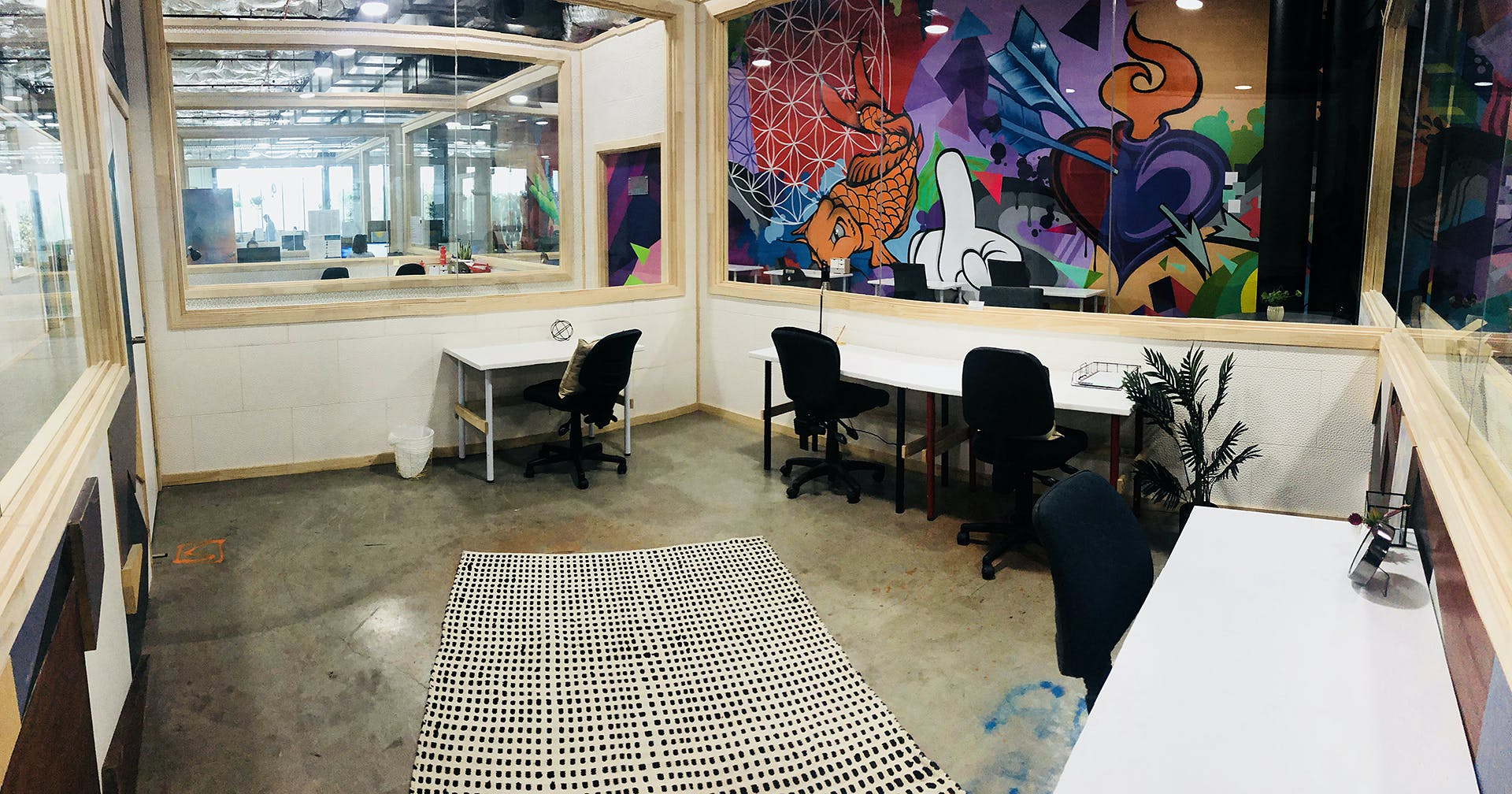Suite 13, private office at WOTSO WorkSpace Brisbane - Chermside, image 1