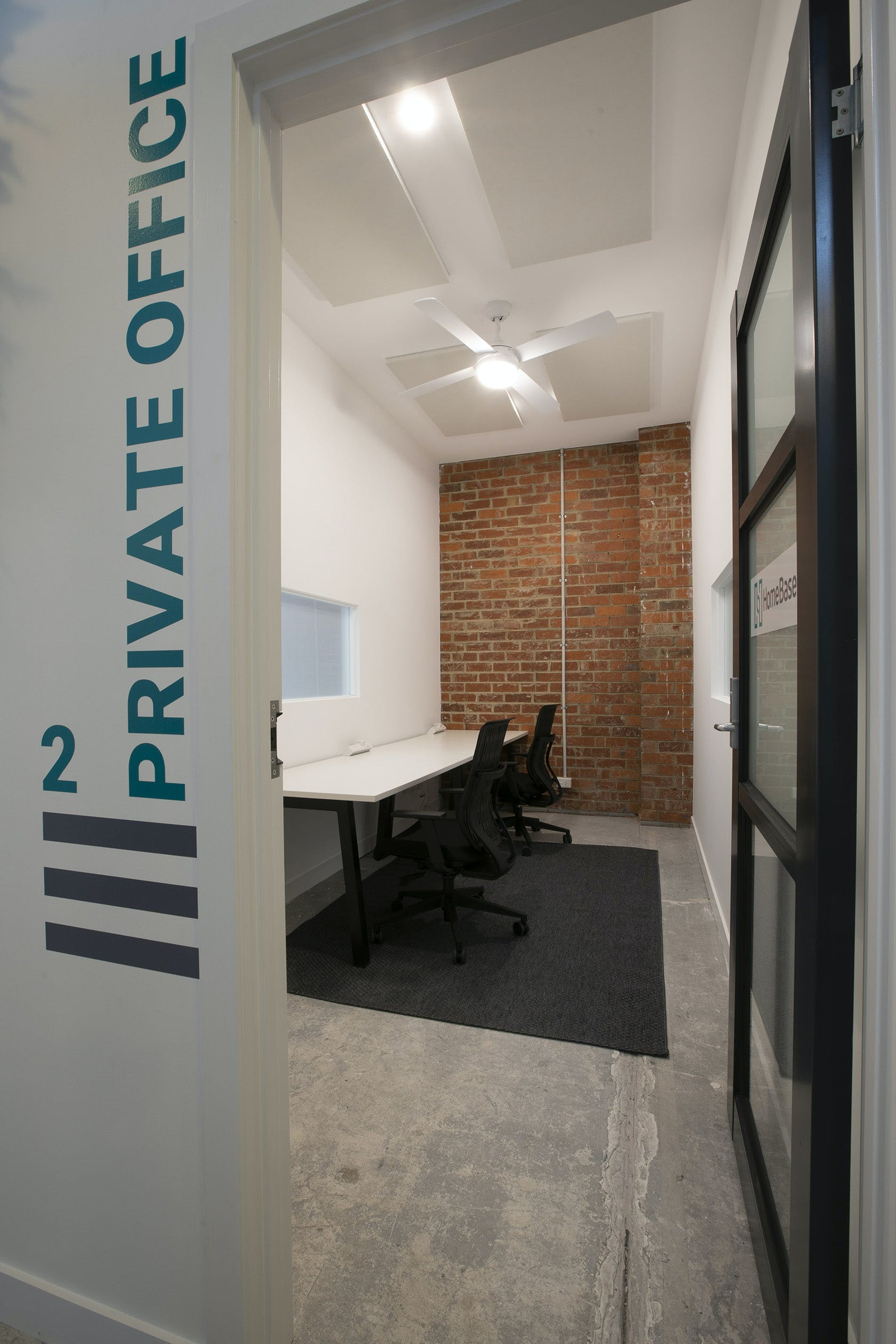 Private office at Home Base, image 1