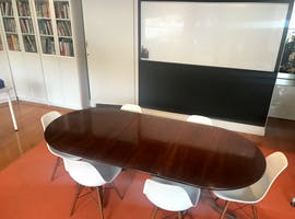 Whiteboard Table, meeting room at Leichhardt Forum, image 1