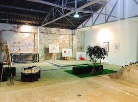 Creative Space Hire, multi-use area at Stick N Stone, image 1