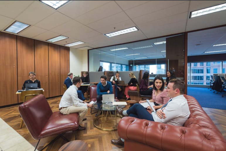 5 Person, meeting room at 101 Collins Street, image 1