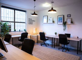 Studio 9 - Manly, dedicated desk at Creative Co-working Space in the heart of Manly, image 1
