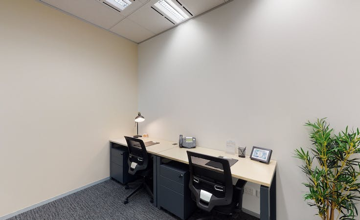 2 person Office , private office at Compass Offices - 1 O'Connell Street, image 6