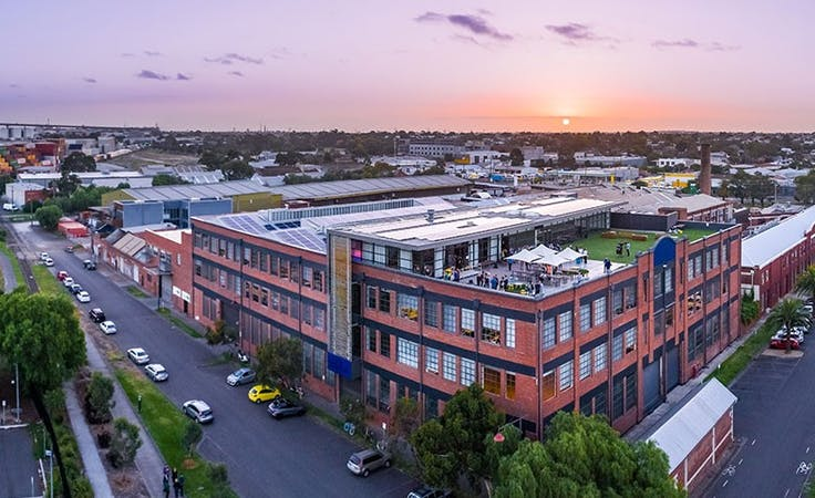 Office 23, Level 2 , private office at 90 Maribyrnong Street, image 1