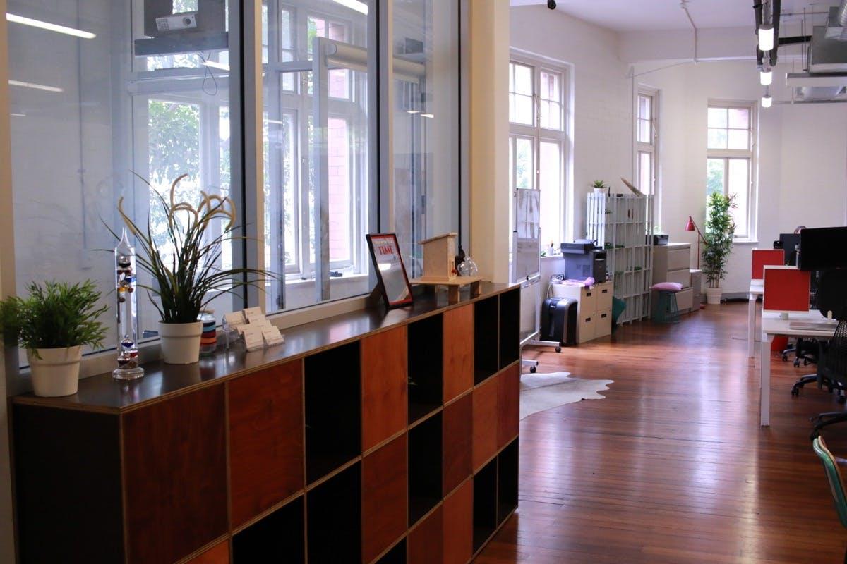 BT Lab, dedicated desk at Commerce Building, image 1