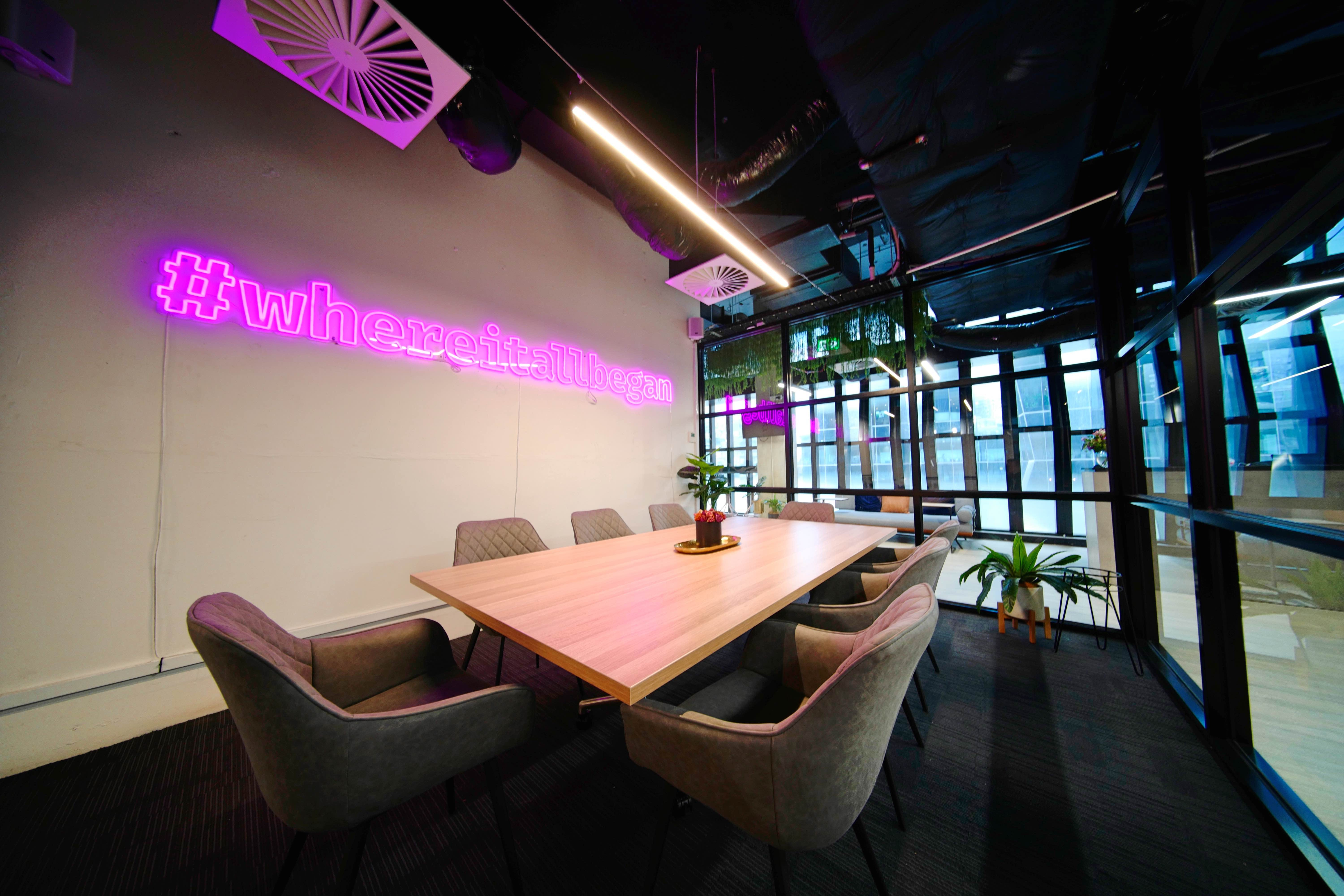 The 11th Space, function room at Collins Tower, image 1