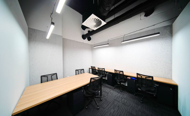 The 11th Space - Business Support Service, meeting room at 11th Space, image 1