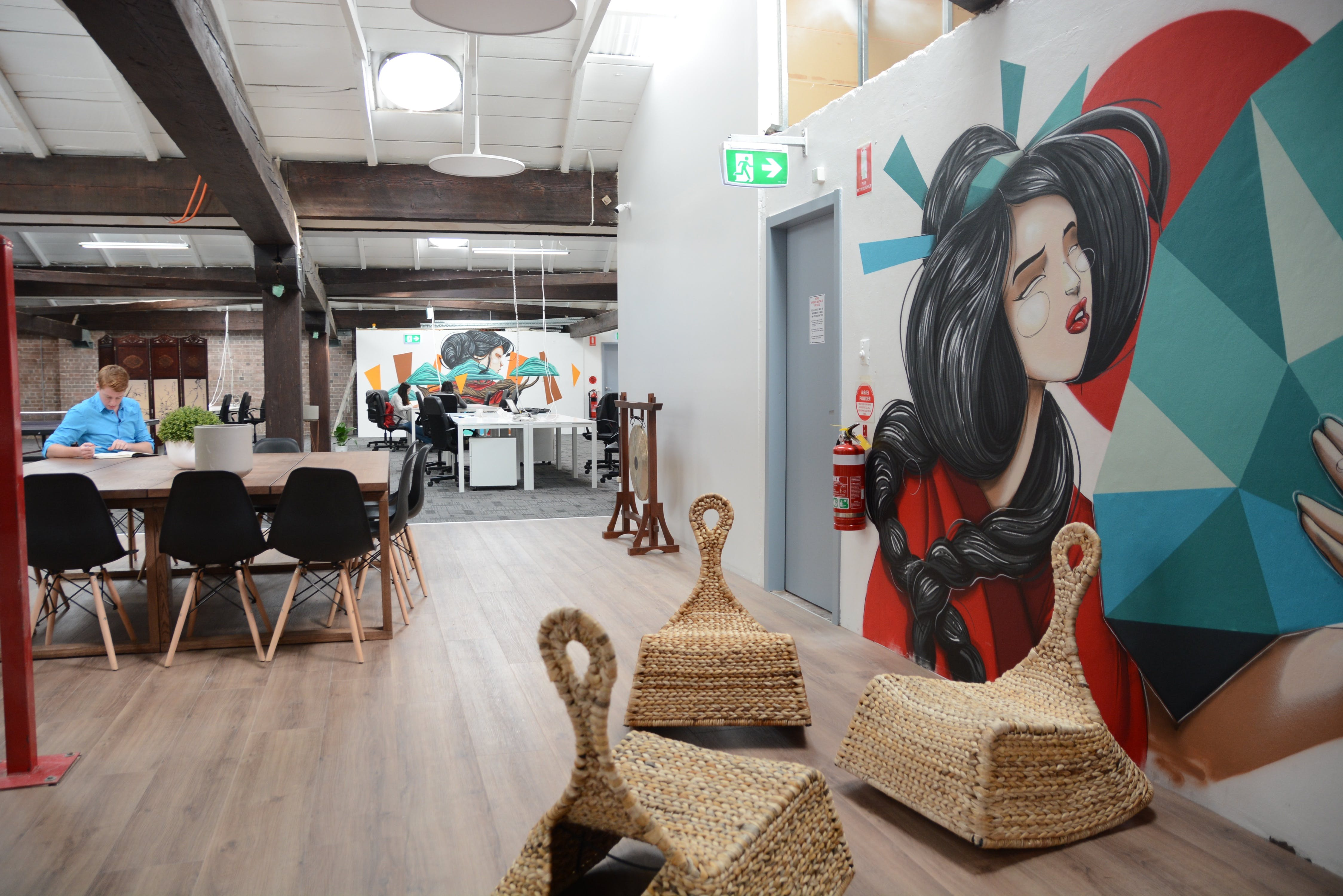Office Space, coworking at Haymarket HQ, image 1