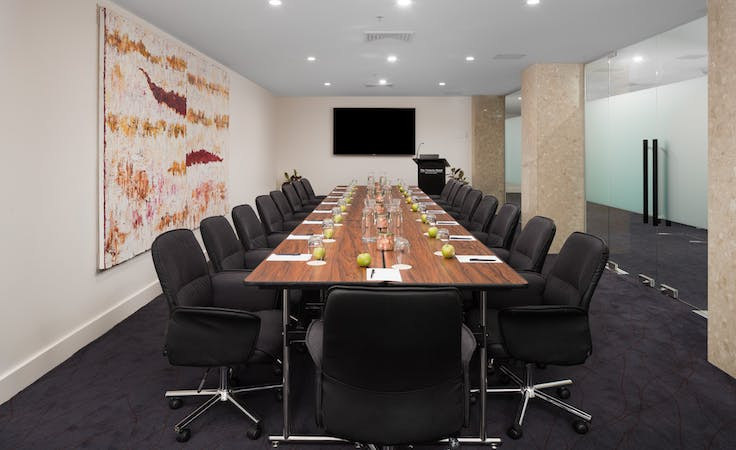 The Boardroom, meeting room at The Victoria Hotel, image 1