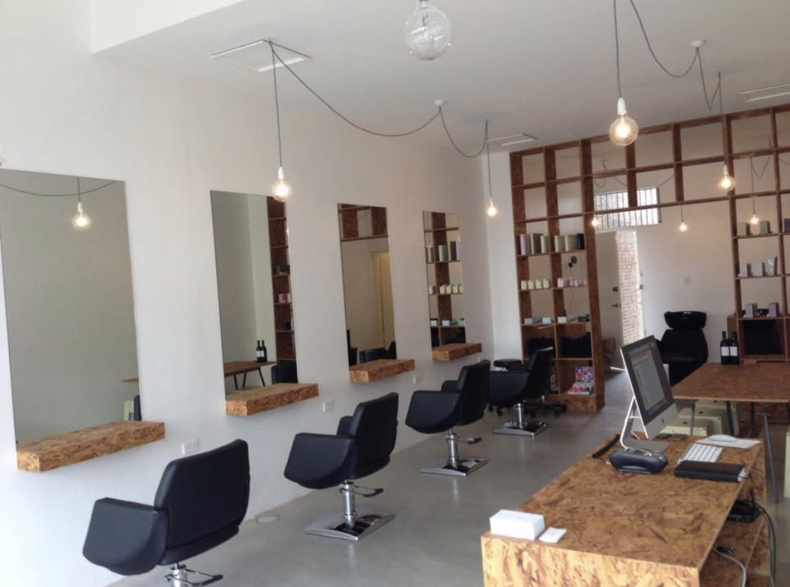 Pop-up shop at Innovate hair, image 1