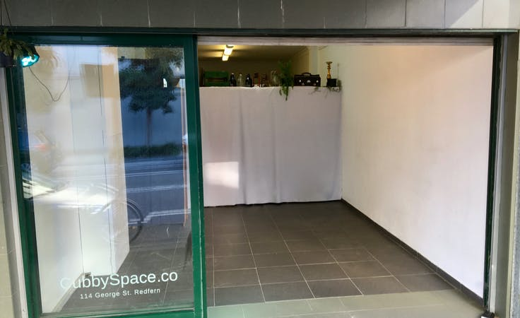 Pop-up shop at Cubby Space, image 1