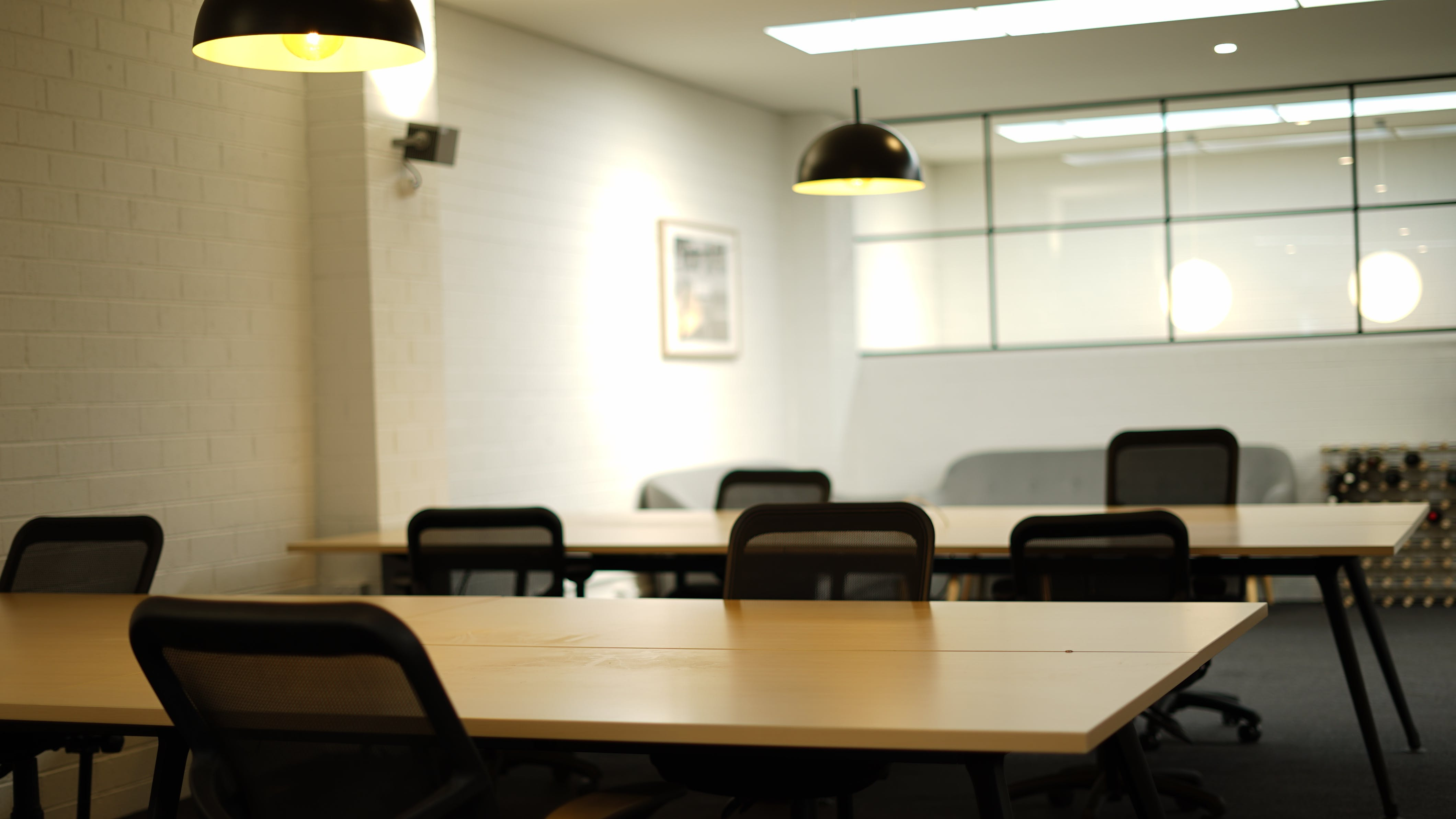 6 Desks, shared office at Cool Shared Office Space in Richmond, image 1
