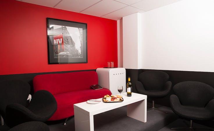 Red Room, meeting room at EKAS Room Hire, image 1