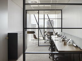 4 Desk Private Workspace with Private Managers Suite, serviced office at Collins Square Tower Five,, image 1