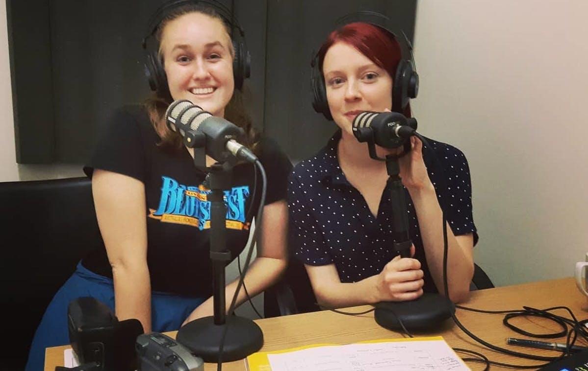 Creative studio at Bris Podcast Hub, image 1