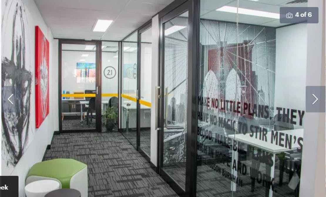 Suite 12, serviced office at Anytime Offices Botany, image 1
