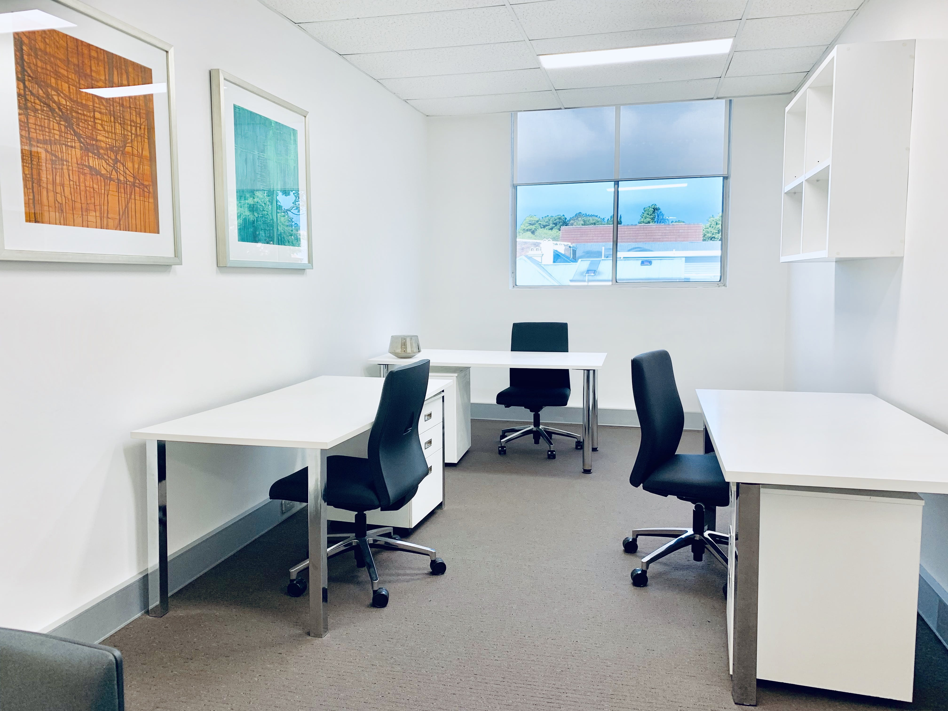 Office 116, serviced office at Excen Corporate Centre, image 1