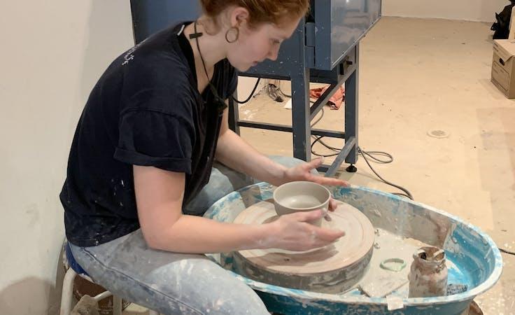 Potter & Ceramic Artist, creative studio at Pot Dispensary, image 1