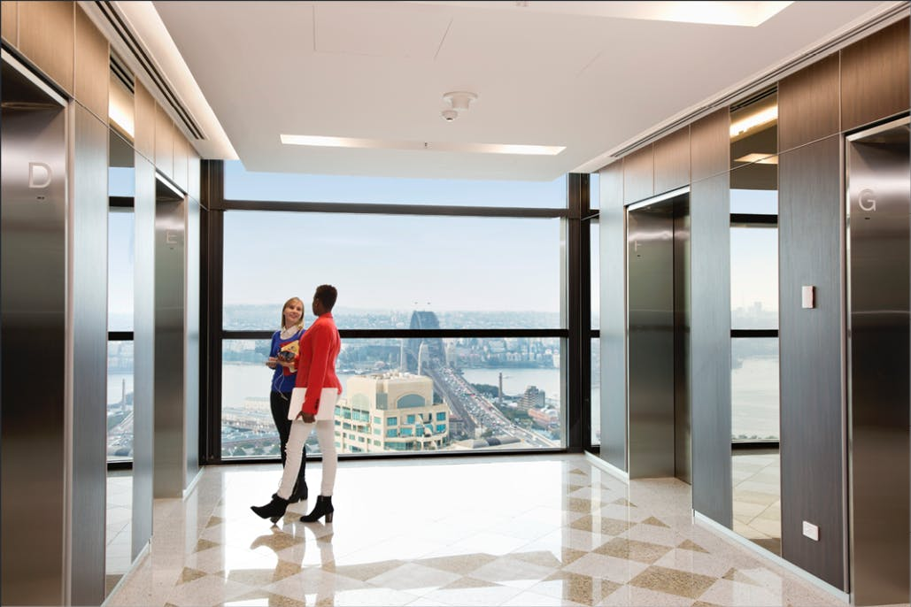 Boardroom, meeting room at Tower One Barangaroo International Towers Sydney, image 1