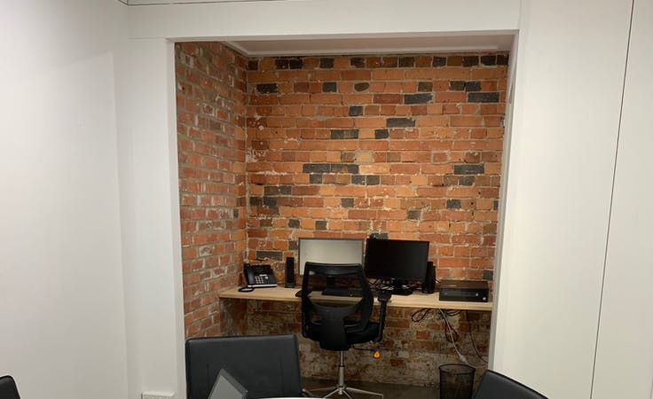 Private office at Armstrong House, image 1