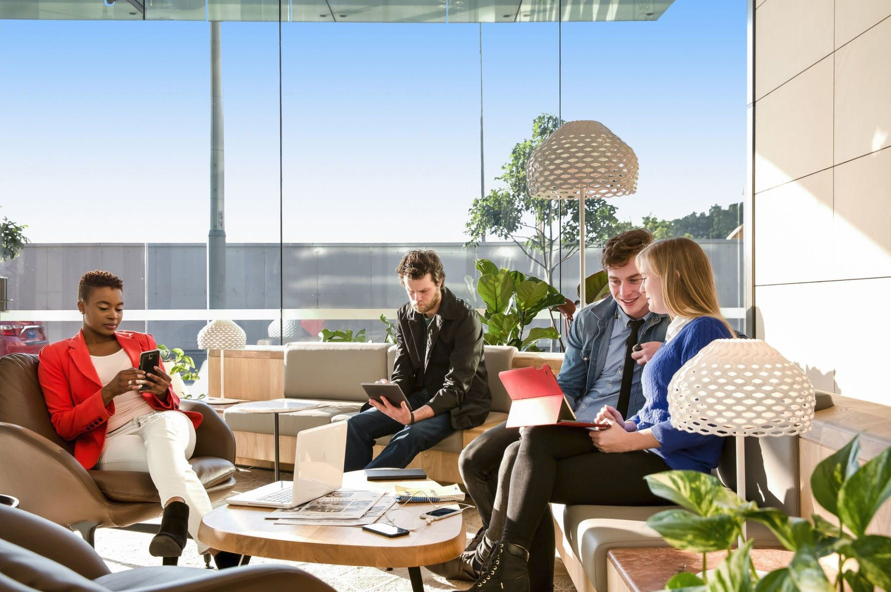 Day Suite 3, private office at Tower One Barangaroo International Towers Sydney, image 1