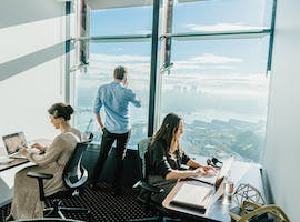 3 Person, private office at Tower One Barangaroo International Towers Sydney, image 1