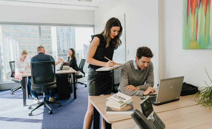 3 Person, private office at Brookfield Place, image 1