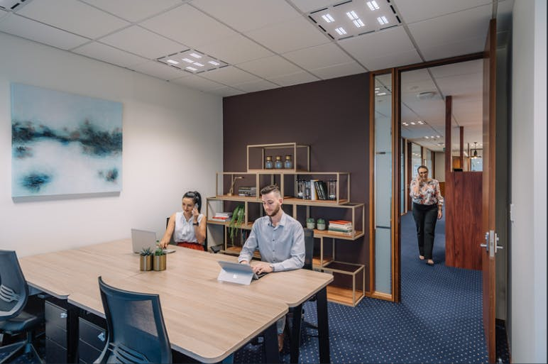 5 Person, meeting room at Octagon Building, image 1