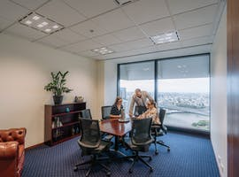 4 Person, meeting room at Riparian Plaza, image 1