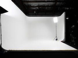 Air Conditioned Photo & Video Cyc Studio, creative studio at Bulimba Studios, image 1