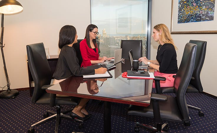6 Person, meeting room at Westpac House, image 1