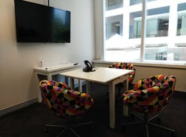 Meeting room for 4 person, meeting room at 2 Elizabeth Plaza, image 1