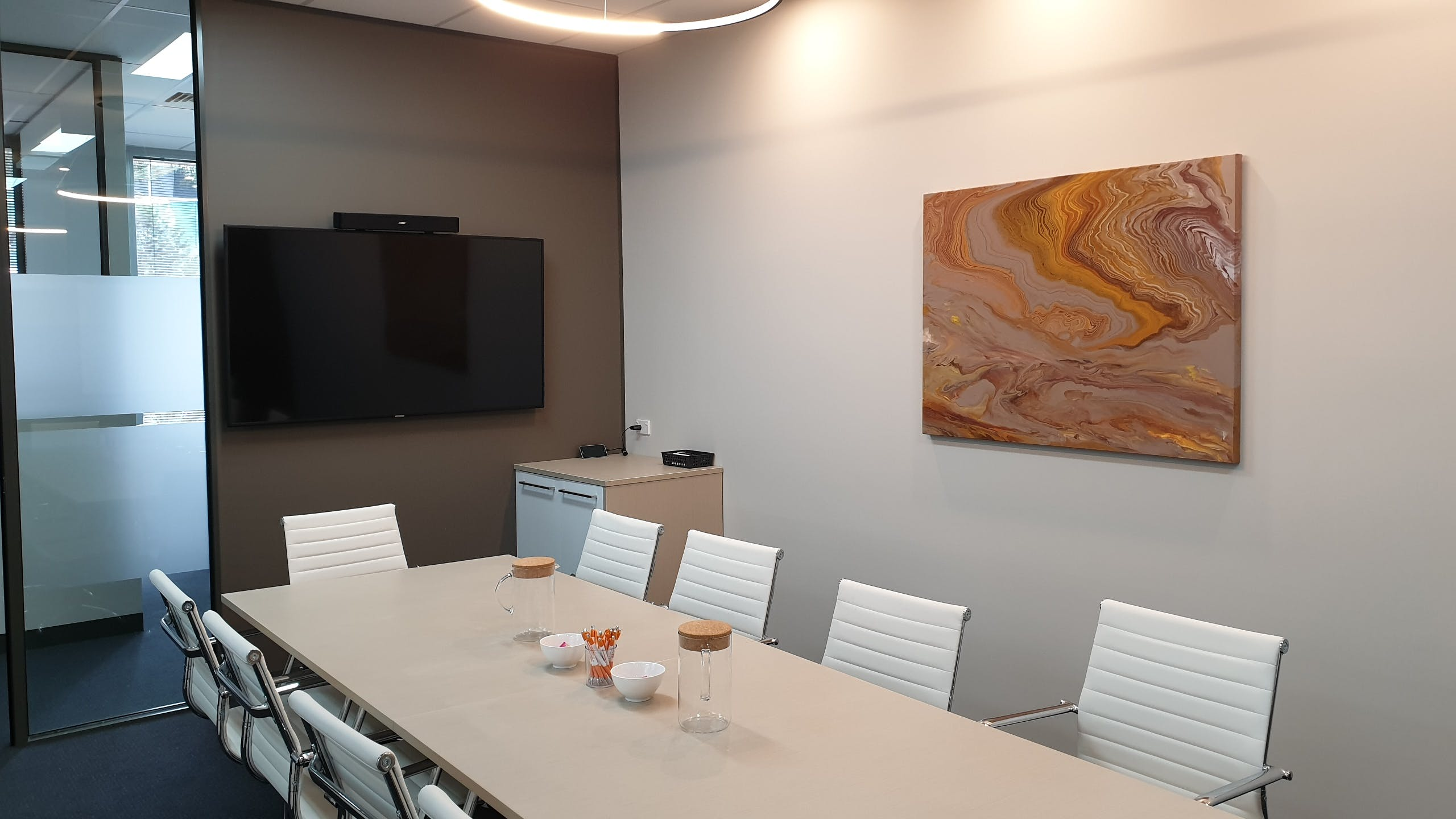 Boardroom, meeting room at 296 Bay Road, image 1