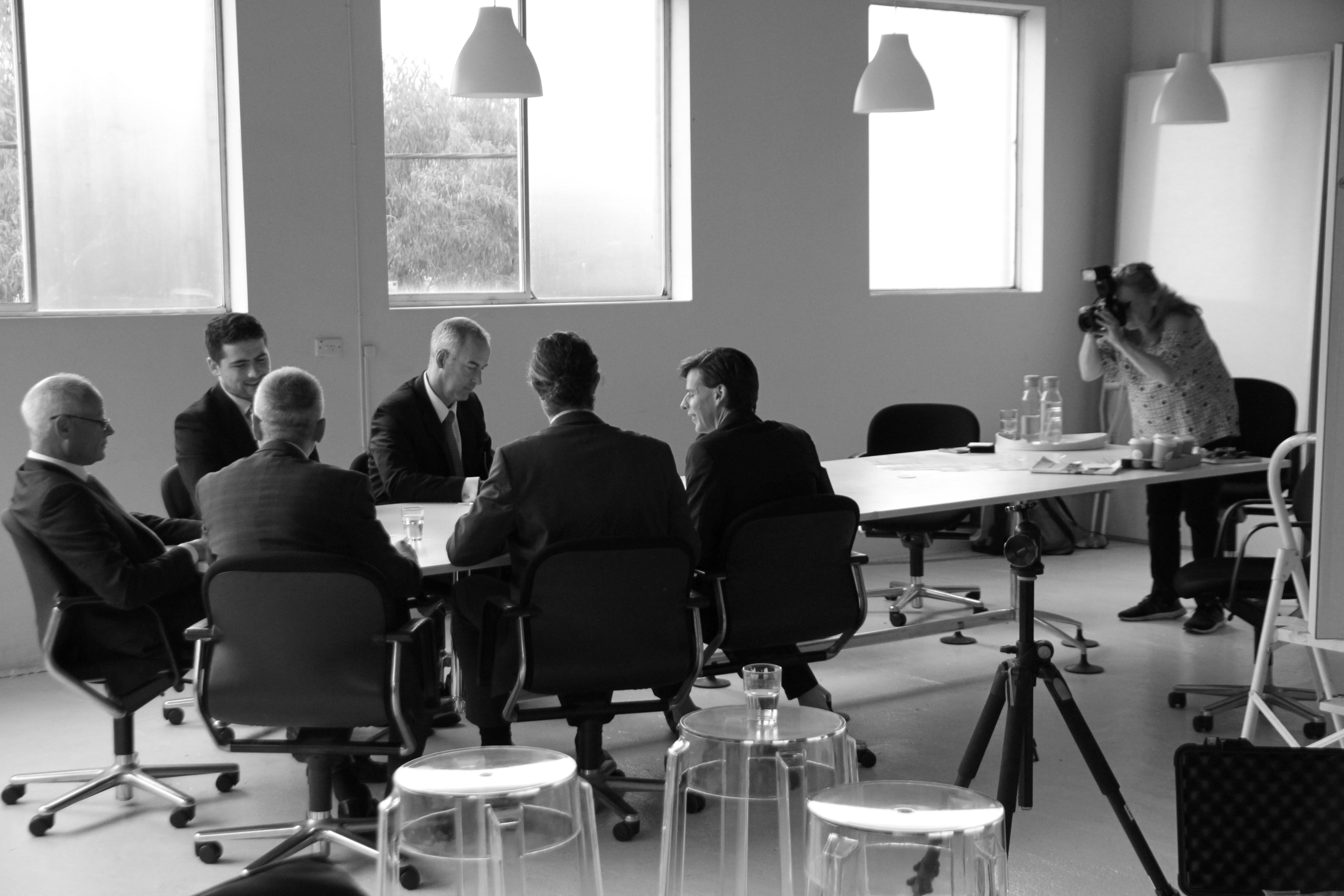 Meeting room at Independent Studios, image 1