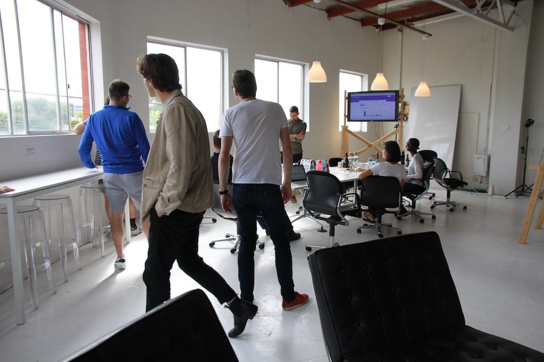 Meeting room at Independent Studios, image 2
