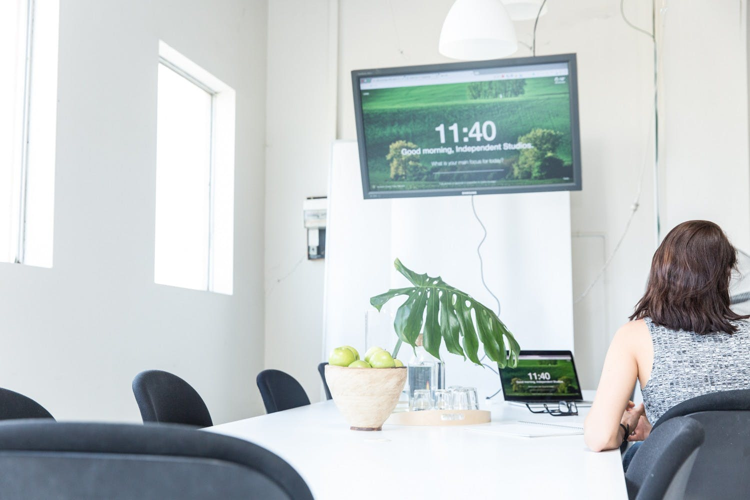 Meeting room at Independent Studios, image 4