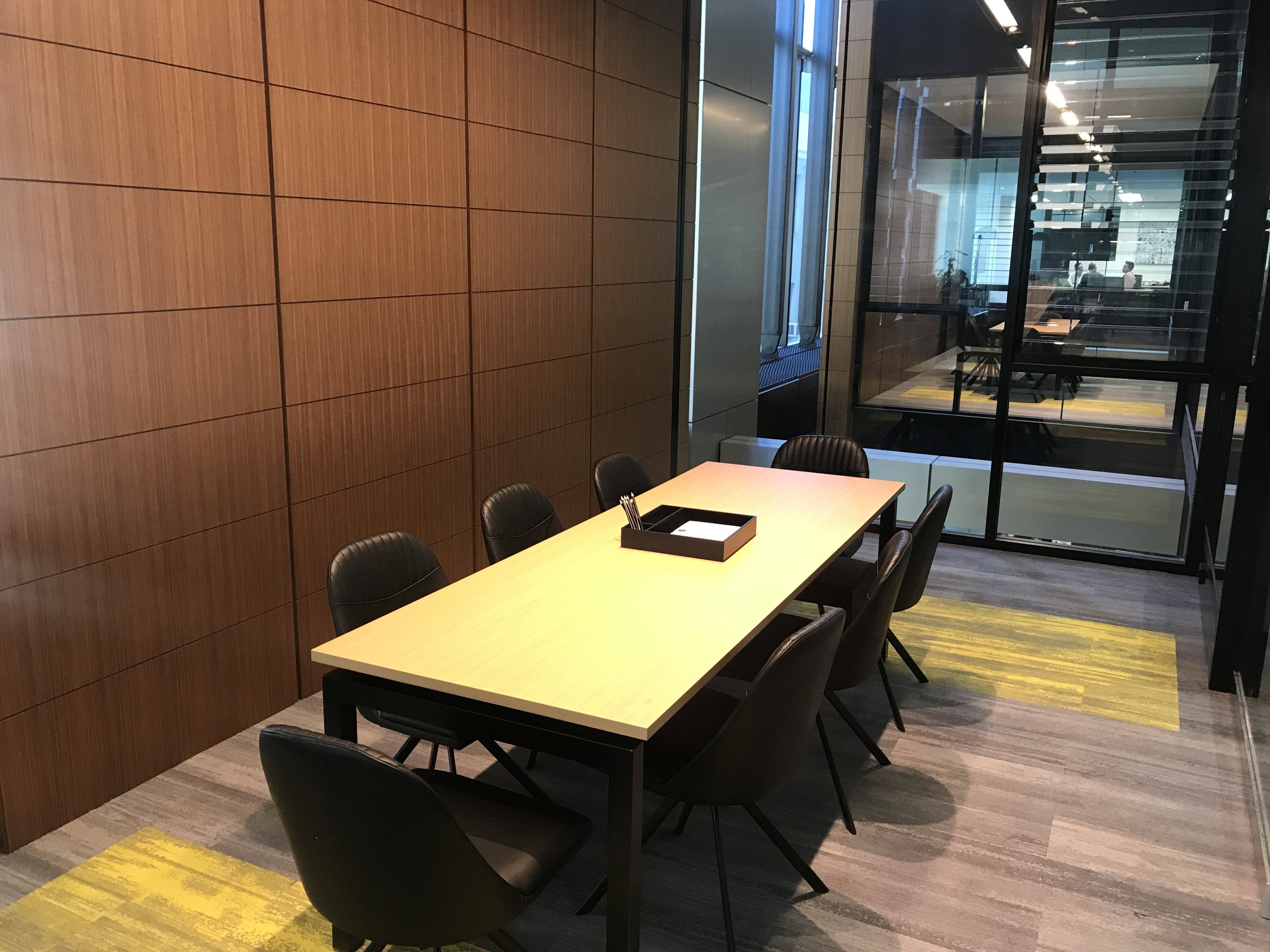 Aero Meeting Room, meeting room at Victory Offices   Level 10, 420 George Street, image 1
