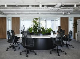 6 Person, private office at Hub Parliament Station, image 1