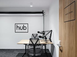 8 Person, private office at Hub Parliament Station, image 1