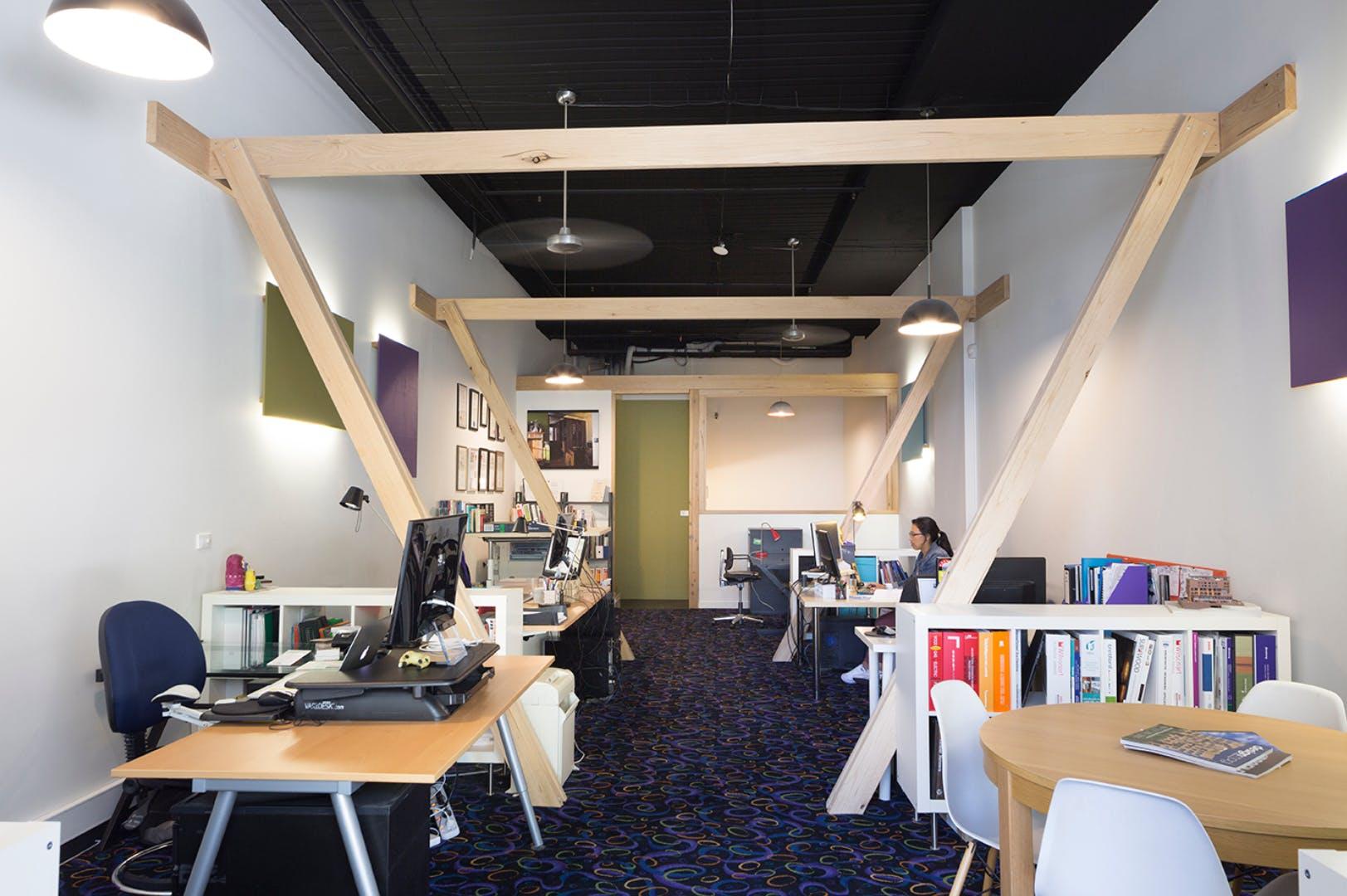 Dedicated desk at Chi Design Studio, image 1