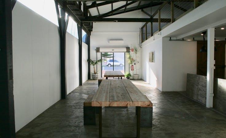 Hall, workshop at Folkhouse, image 1